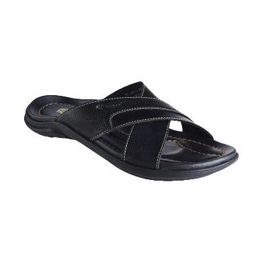 Trojan Tros 1805 Sandal Anak - Black