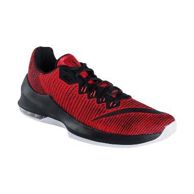 NIKE Men Basketball Air Max Infuria ...  - Red Black [908975-600]