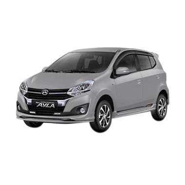 Daihatsu New Ayla 1.2 X Mobil - Cla ... Uang Muka Kredit BCA KKB]