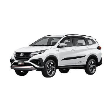 Toyota All New Rush 1.5 S TRD Mobil - White [Uang Muka Kredit KKB BCA]