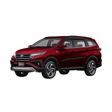 Toyota All New Rush 1.5 G Mobil - R ... Uang Muka Kredit KKB BCA]