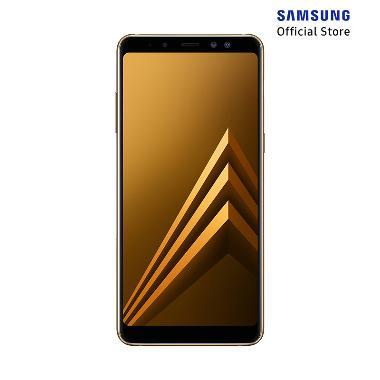 Samsung Galaxy A8+ Smartphone - Gold [64GB/ 6GB] / O
