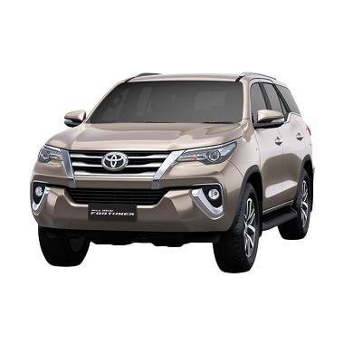 Toyota New Fortuner 4x2 2.7 SRZ BSN ... Uang Muka Kredit KKB BCA]