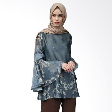 Ria Miranda Noura Top Muslim - Grey