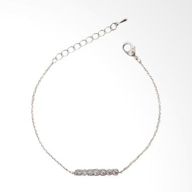Cocoa Jewelry You Are My Spring Gelang - Silver