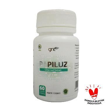 GNT Papiluz Obat Pelangsing [60 Capsules]