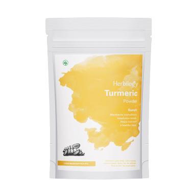 Herbilogy Turmeric / Kunyit Powder 100gr/pack