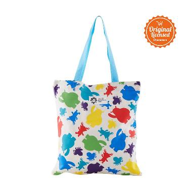 Asian Games 2018 Tote Bag - White