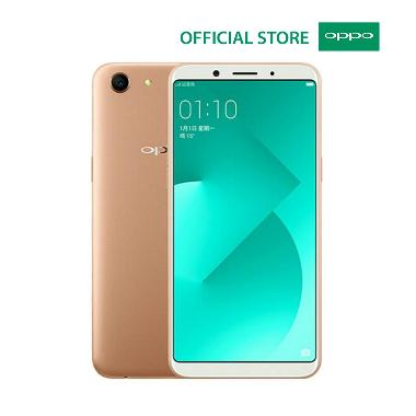 OPPO A83 Smartphone - Champagne Gold [32 GB/ 3 GB/ 4G]