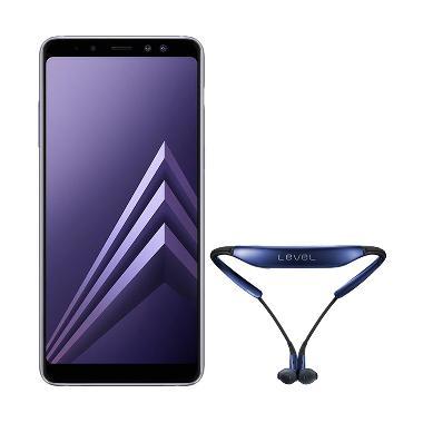 Samsung Galaxy A8+ Smartphone - Orc ... / 2018 Edition] + Level U