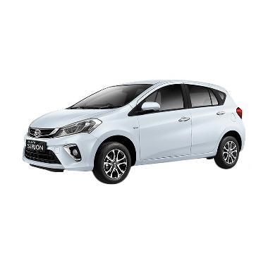Daihatsu All New Sirion 1.3 Mobil - Icy White [Uang Muka Kredit BCA]