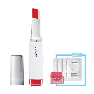 Laneige Two Tone Lip Bar Set Lipstick - No.4 Milk Blurring