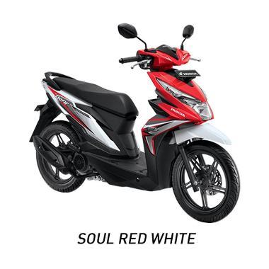 Honda All New BeAT ESP FI Sporty CBS ISS Sepeda Motor VIN 2018 OTR