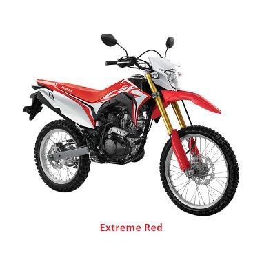 Honda CRF 150L Sepeda Motor [VIN 2018/ OTR Jadetabek/ DP 8.200.000]