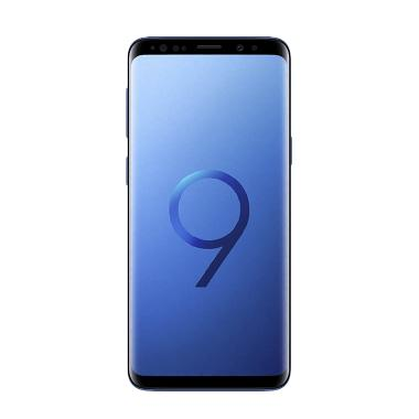 Samsung Galaxy S9 Plus Smartphone - Coral Blue [64GB/ 6GB]