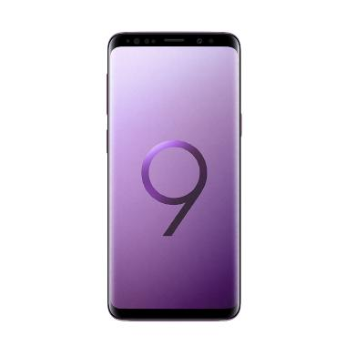 Samsung Galaxy S9 Plus Smartphone - Lilac Purple [64GB/ 4GB]