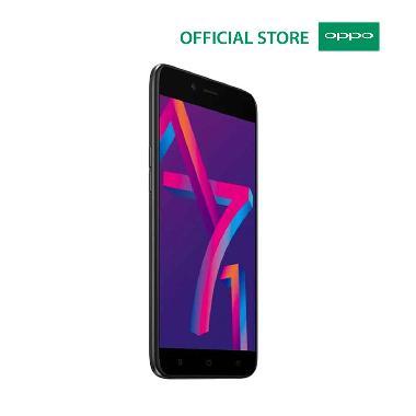 OPPO A71 Smartphone - Black [32GB/ 3GB]