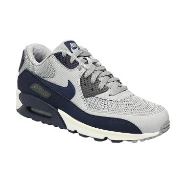 NIKE Men Running Air Max 90 Essenti ... ey Dark Blue [537384-064]