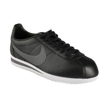 NIKE Men Running Classic Cortez Leather Sepatu Lari Pria