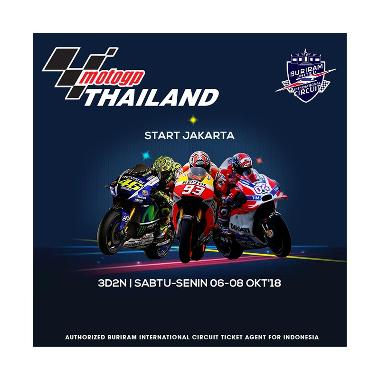 TX Travel Paket Tour Thailand MotoG ... rasia [3D2N/6-8 Okt 2018]