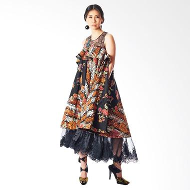 Anne Avantie Turida Batik Dress - Multicolor