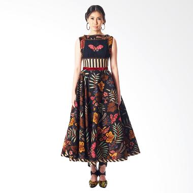 Anne Avantie Sekar Adi Batik Dress - Multicolor