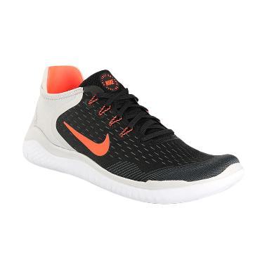 NIKE Men Running Free 2018 Sepatu Lari Pria [942836-005]