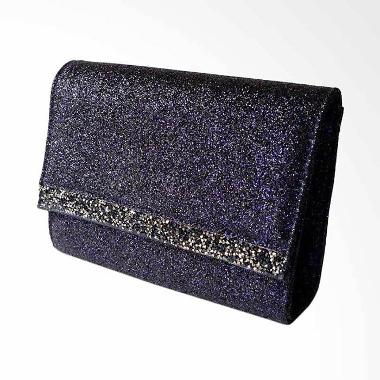 Red Wine IA1406 Clutches  - Navy