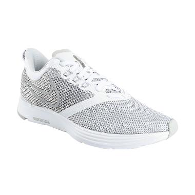 NIKE Women Running Zoom Strike Sepa ... - White Grey [AJ0188-100]