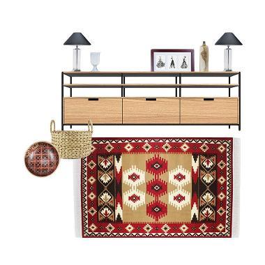 Olafur Eastern Pleasure Living Room Set Package