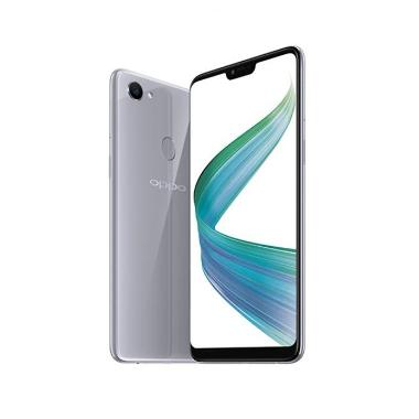 oppo f7 (moonlight silver, 64 gb)