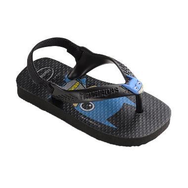 Havaianas Baby Herois CF 0090 Sandal Anak - Black
