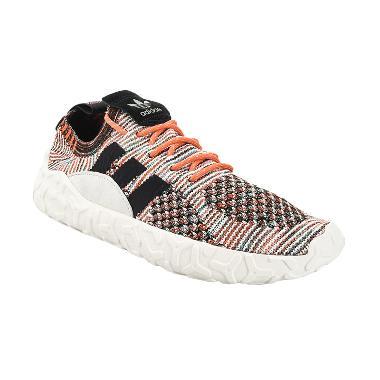 9ed8feed7d6af adidas Originals Men F 22 Primeknit Shoes Sepatu Olahraga Pria - Trace  Orange Core Black  CQ3026
