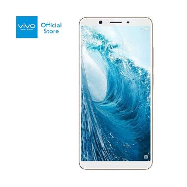 Vivo Y71 Smartphone - Gold [16GB/ 2GB]