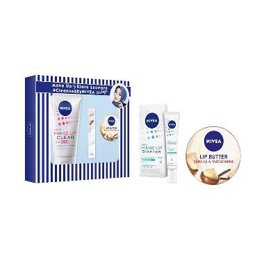 Nivea Make Up Care Special Package by Kiara Leswara Make Up Set