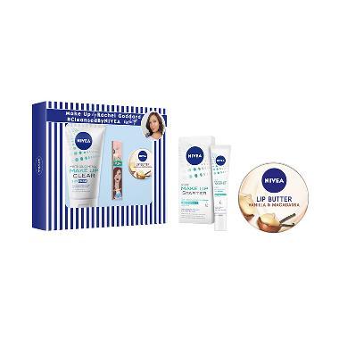 Nivea Make Up Care Special Package by Rachel Goddard Make Up Set