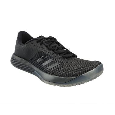 Jual Sepatu Adidas Black Pria Online - Harga Baru Termurah Maret ... 3f6fb7af9f
