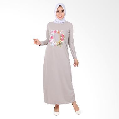 Edberth Fashion Catrin Long Dress Muslim Wanita