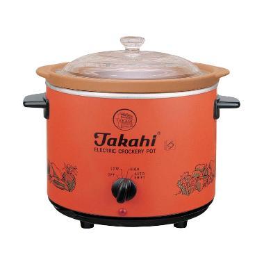 Takahi TK.3102HR Heat Resistant Slow Cooker [1.2 L]