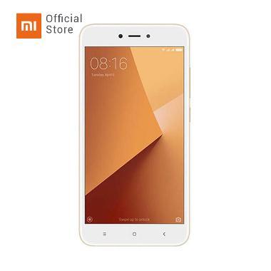 Xiaomi Redmi Note 5A Smartphone - Gold [16 GB/ 2 GB/ O]