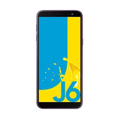 Samsung Galaxy J6 Smartphone - Purple [32GB/ 3GB]