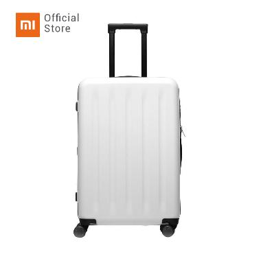 Xiaomi 90 Points Suitcase Tas Travel - White [28 Inch/ O]