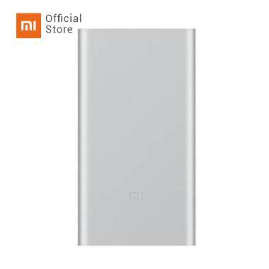 Xiaomi Mi 2 Powerbank - Silver [10000 mAh/ O]