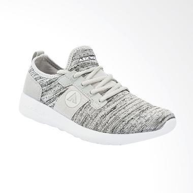 Airwalk Klark Sepatu Pria - Grey d9f953d4ae
