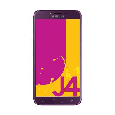 Samsung Galaxy J4 Smartphone - Purple [32GB/ 2GB]