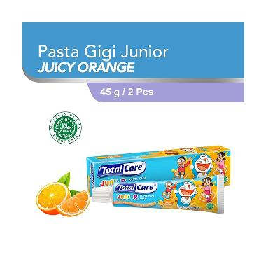 Total Care Juicy Orange Junior Toothpaste [45 g / 2 .