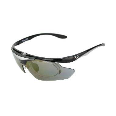 A-Dan Sports Sunglasses Sporting Ey ... amata Olahraga [samuraiB]