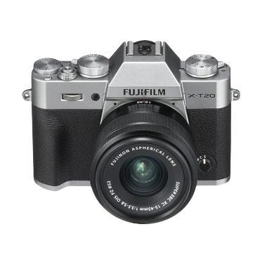 Fujifilm XT20 kit XC15-45mm f/3.5-5 ...  Sirui + Battery NP-W126S