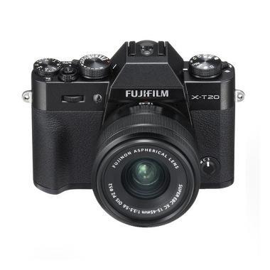 Fujifilm XT20 kit XC15-45mm f/3.5-5.6 OIS PZ Kamera Mirrorless