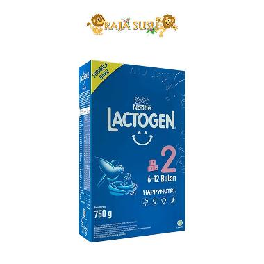 Nestle Lactogen 2 Susu Formula [750 g]